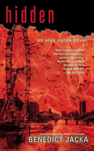 9780425264942: Hidden (An Alex Verus Novel)