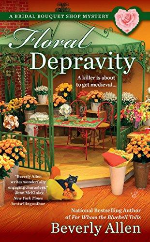 9780425264997: Floral Depravity (A Bridal Bouquet Shop Mystery)