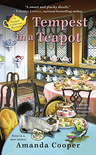 9780425265239: Tempest in a Teapot (A Teapot Collector Mystery)
