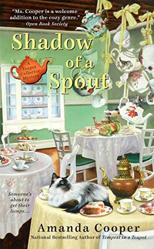 9780425265246: Shadow of a Spout (A Teapot Collector Mystery)