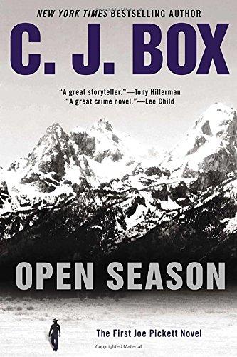 9780425265284: Open Season