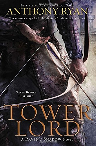9780425265628: Tower Lord (A Raven's Shadow Novel)