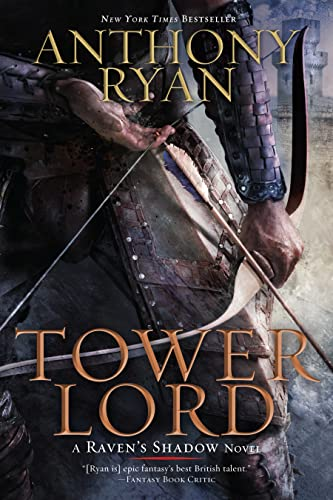 9780425265635: Tower Lord (A Raven's Shadow Novel)