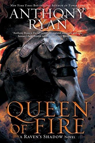 9780425265659: Queen of Fire (A Raven's Shadow Novel)
