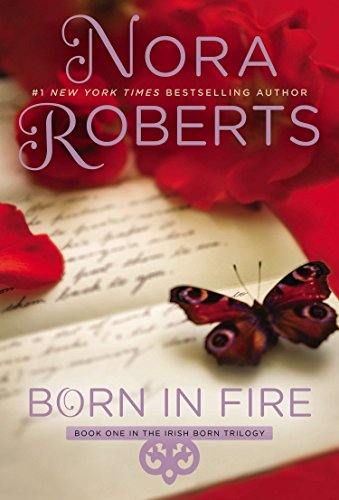 9780425266090: Born in Fire (Irish Born Trilogy)