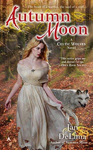 9780425266229: Autumn Moon (Celtic Wolves Novel)