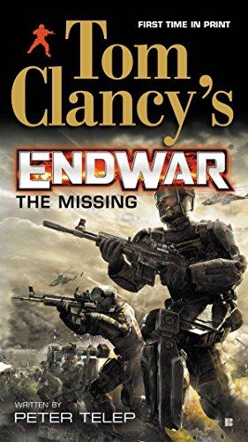 Tom Clancy's EndWar: The Missing: Peter Telep