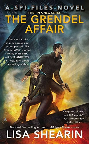 9780425266915: The Grendel Affair: A SPI Files Novel