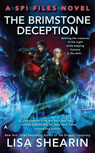9780425266939: The Brimstone Deception (A SPI Files Novel)