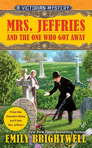 9780425268100: Mrs. Jeffries and the One Who Got Away: 33 (Victorian Mystery)