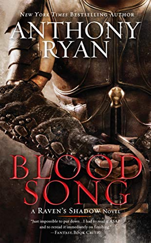 9780425268285: Blood Song (A Raven's Shadow Novel)