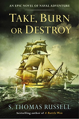9780425268537: Take, Burn or Destroy (A Charles Hayden Novel)