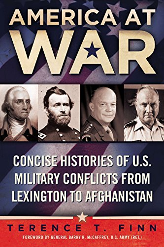 9780425268582: America at War: Concise Histories of U.S. Military Conflicts From Lexington to Afghanistan