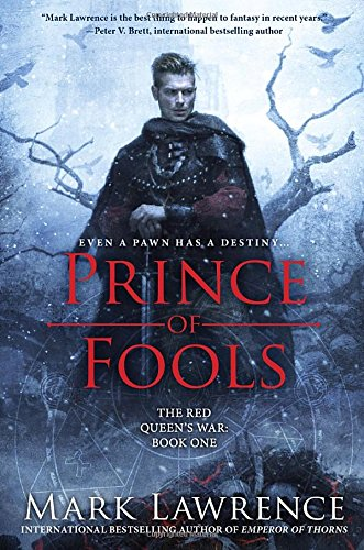 9780425268780: Prince of Fools (The Red Queen's War)
