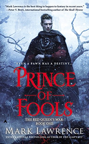 9780425268797: Prince of Fools (Red Queen's War)