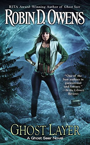 9780425268919: Ghost Layer: A Ghost Seer Novel