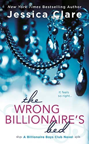 9780425269152: The Wrong Billionaire's Bed (Billionaire Boys Club)