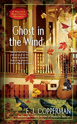 9780425269275: Ghost in the Wind (Haunted Guesthouse Mystery)