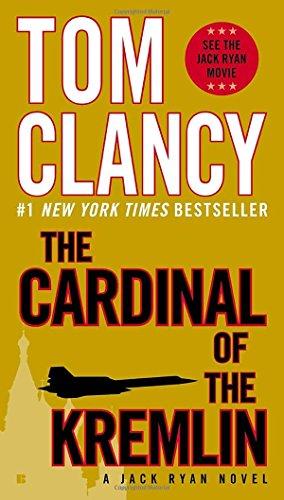9780425269398: The Cardinal of the Kremlin (Jack Ryan)