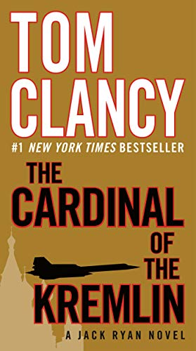 9780425269398: The Cardinal of the Kremlin (Jack Ryan)