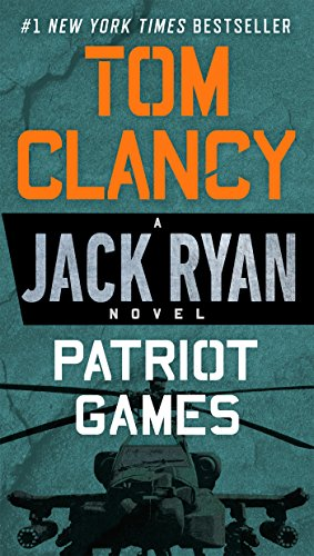 Patriot Games (A Jack Ryan Novel) (042526940X) by Tom Clancy
