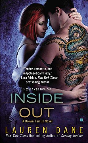 Inside Out (A Brown Family Novel): Dane, Lauren