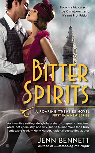 9780425269572: Bitter Spirits (A Roaring Twenties Novel)