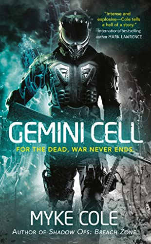 9780425269640: Gemini Cell: A Shadow Ops Novel
