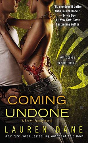 Coming Undone (A Brown Family Novel): Dane, Lauren