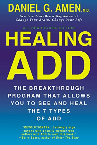 9780425269978: Healing ADD Revised Edition: The Breakthrough Program that Allows You to See and Heal the 7 Types of ADD