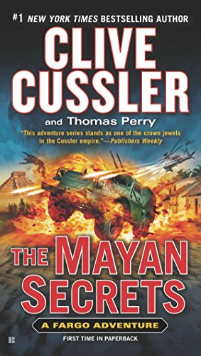 9780425270165: The Mayan Secrets (A Sam and Remi Fargo Adventure)