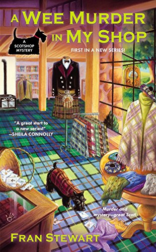 A Wee Murder in My Shop (A ScotShop Mystery)