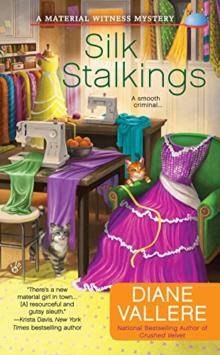 9780425270592: Silk Stalkings (A Material Witness Mystery)