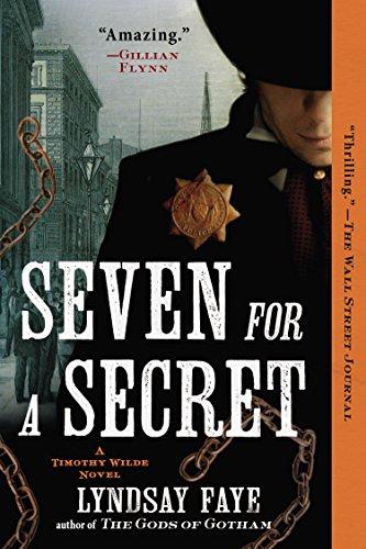 9780425270882: Seven for a Secret (Timothy Wilde)