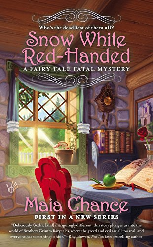 9780425271629: Snow White Red-Handed (A Fairy Tale Fatal Mystery)