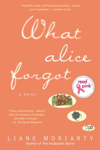 9780425271902: What Alice Forgot: Read Pink Edition