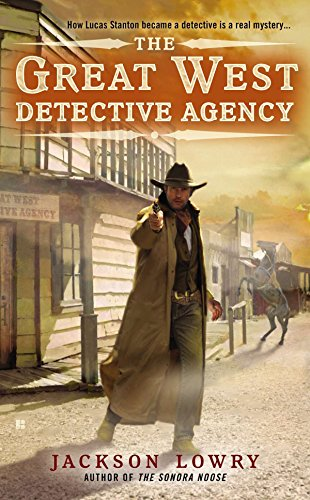9780425272435: The Great West Detective Agency