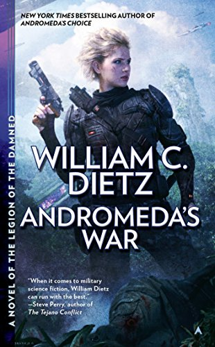 9780425272749: Andromeda's War (Legion of the Damned: Before the Fall)