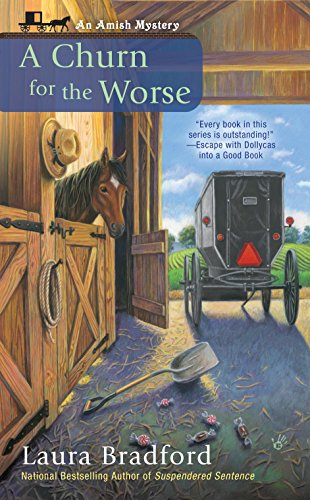 9780425273036: A Churn for the Worse: An Amish Mystery (Amish Mysteries (Laura Bradford))