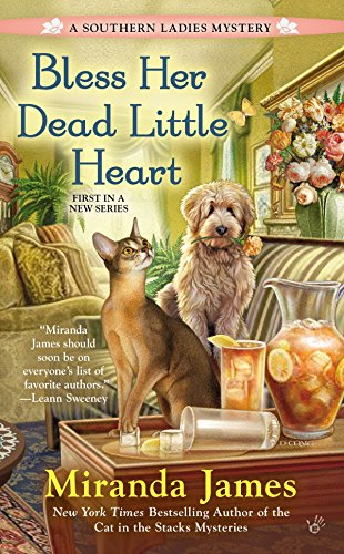 9780425273043: Bless Her Dead Little Heart (A Southern Ladies Mystery)