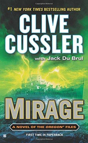 9780425273678: Mirage-a Novel of the Oregon Files