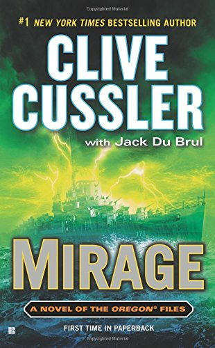 9780425273678: Mirage-a Novel of the Oregon Files