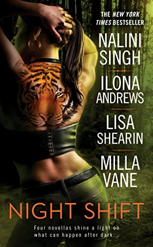 Night Shift : Secrets at Midnight; Magic: Singh, Nalini; Andrews,