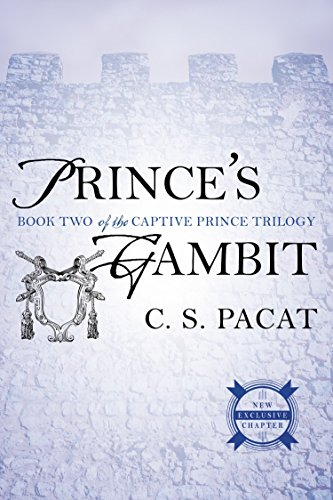 9780425274279: Prince's Gambit: Captive Prince Book Two (Captive Prince Trilogy)