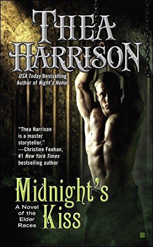 9780425274385: Midnight's Kiss (A Novel of the Elder Races)