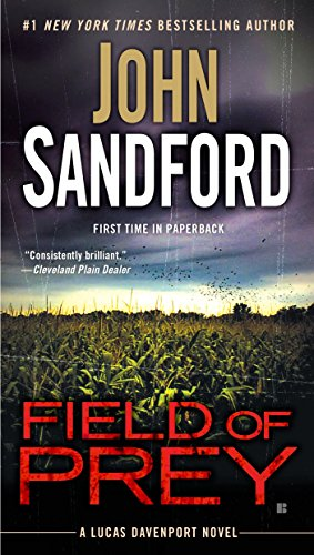 9780425275115: Field of Prey (Lucas Davenport)