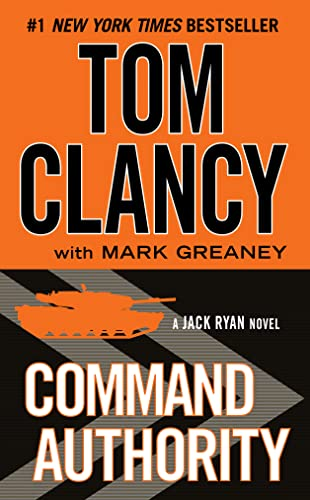 9780425275139: Command Authority (A Jack Ryan Novel)
