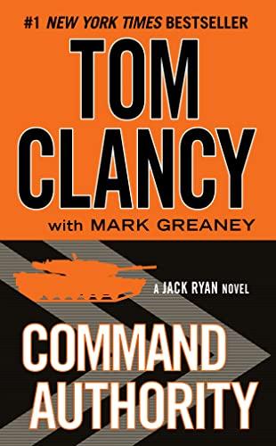9780425275139: Command Authority (A Jack Ryan Novel)