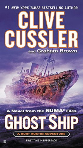 Ghost Ship (The NUMA Files): Cussler, Clive; Brown,