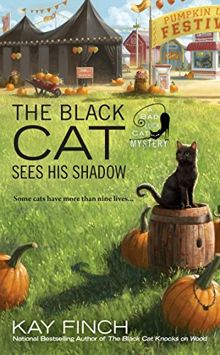 The Black Cat Sees His Shadow (A: Kay Finch
